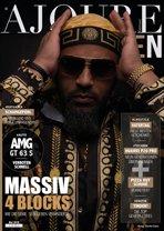 AJOURE Men Cover Monat Mai 2018 mit Massiv