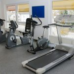 Fitnessstudio zuhause