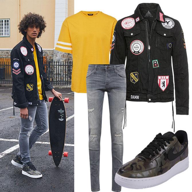 Street Kings Skater Boy