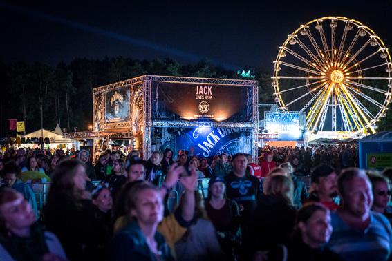 JACK DANIEL'S Festival Sommer