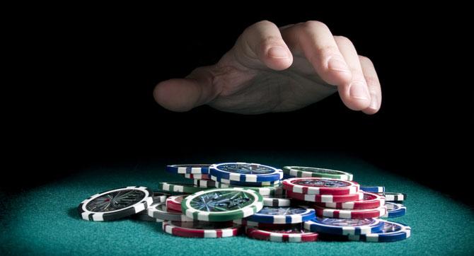 Online-Pokern