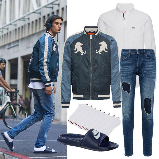 Street Kings Latschen Trend