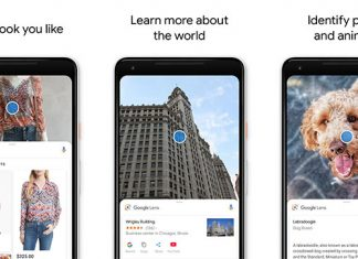 Google Lens: Die Google-Suche per Kamera jetzt als eigenständige App