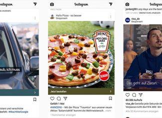 Direkt-Shopping auf Instagram