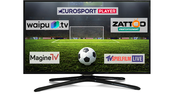 online tv die 5 besten streaming anbieter f r die wm im test ajoure. Black Bedroom Furniture Sets. Home Design Ideas