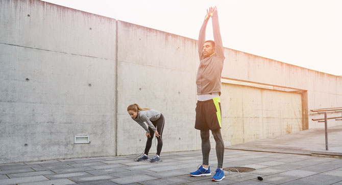 Outdoor-Sport: So ist er effektiv und bringt Fun