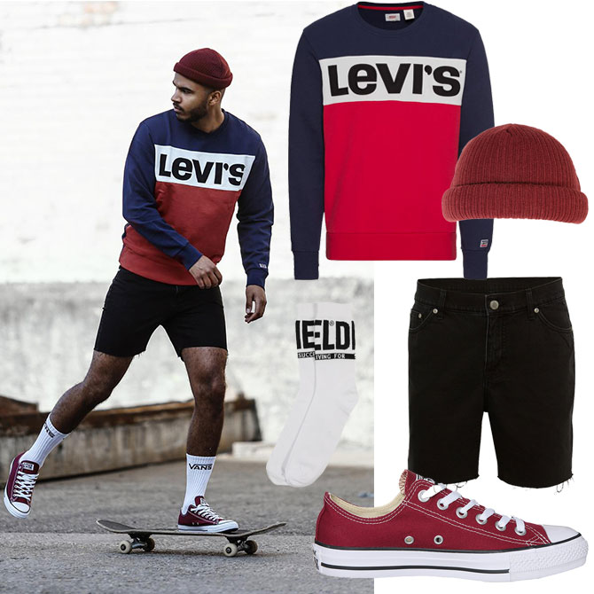 Skater-Street-Style Look 1