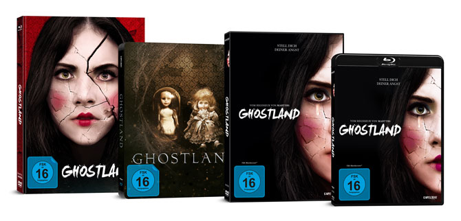 Ghostland Home Entertainment