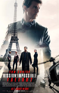 MISSION: IMPOSSIBLE - FALLOUTMISSION: IMPOSSIBLE - FALLOUT