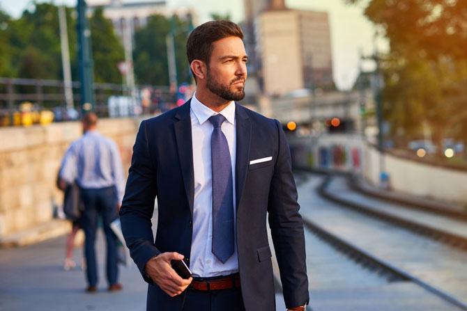Business-Kleidung im Sommer