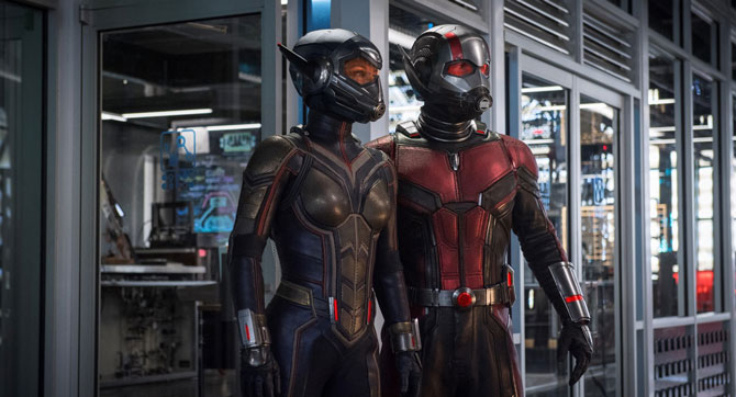 Ant Man and the Wasp - Review