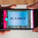 Was kann die App Scanbot?