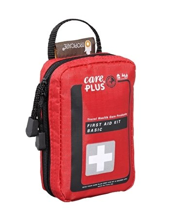 Care Plus Tropicare First Aid Kit Basic - Erste Hilfe Set mit Grundausstattung