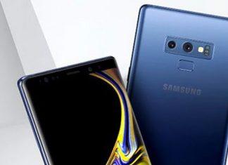 Samsung Galaxy Note 9 – Gerüchteküche