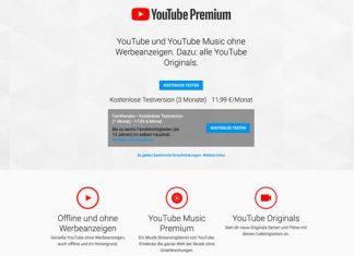 YouTube Premium – Zahl jetzt noch mehr Geld. Yeah!