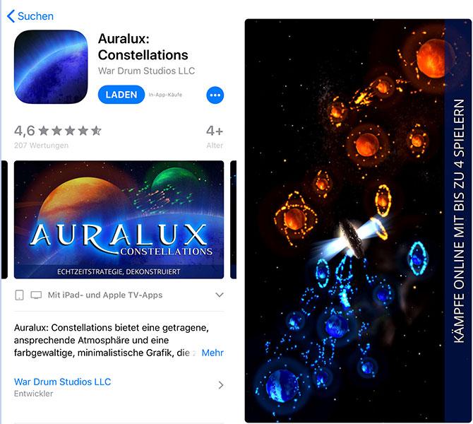 Auralux App