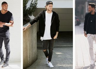Street-Styles in Black & White