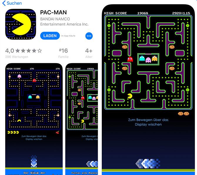 Pac-Man App