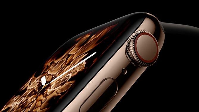 Apple-Watch-Series 4 Liquidmetal