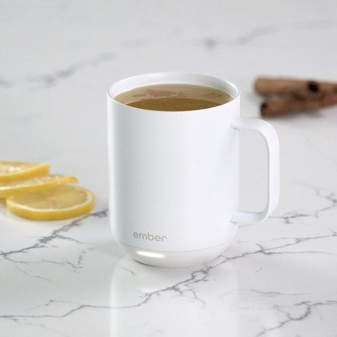 Ember Temperature Control Ceramic Becher