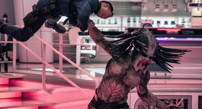 Review zu Predator: Upgrade