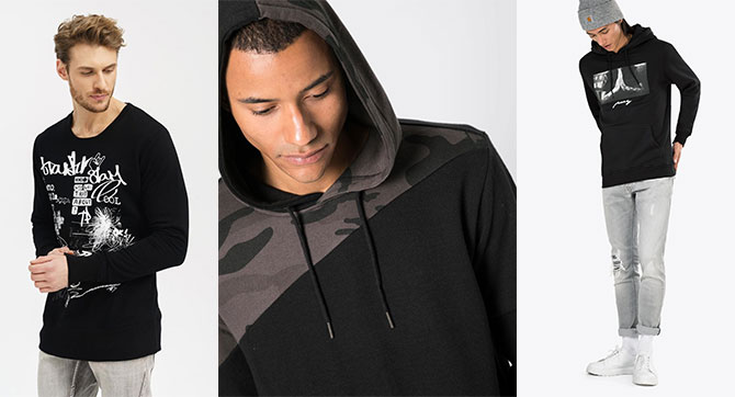 Pullover & Hoodies - Die Trends im Herbst