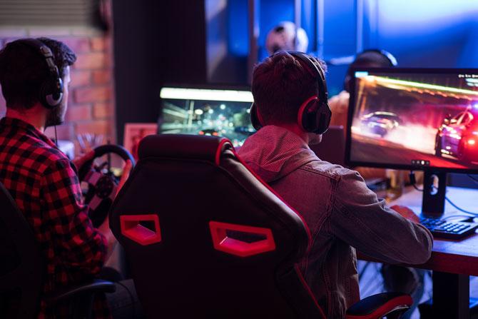 Gaming Lounge