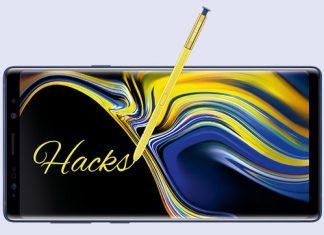 Samsung Galaxy Note 9 – Top 6 Hidden Features