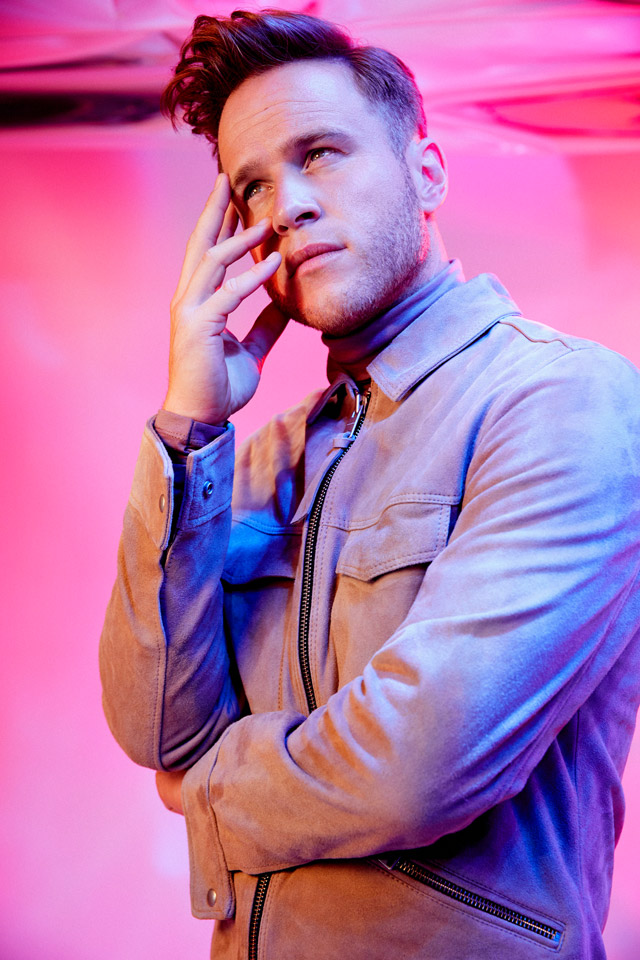 Olly Murs Interview