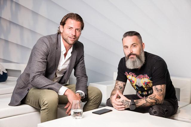 Roman Weidenfeller & Tobias Bojko