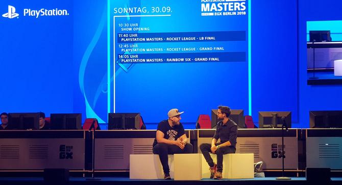 EGX Berlin 2018 PS4