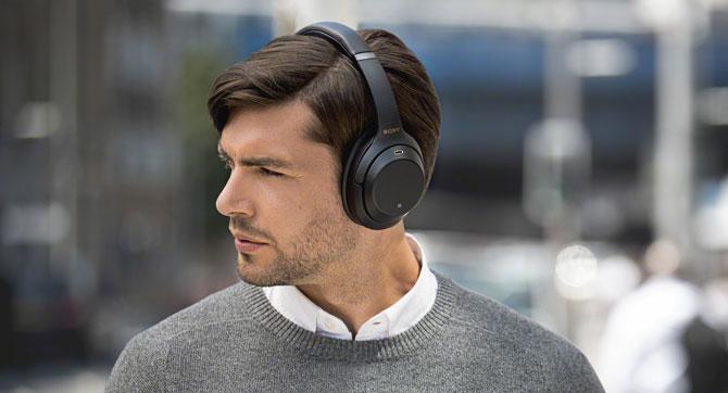 Gewinne den neuen Sony WH-1000XM3 Kopfhörer