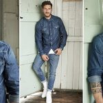 Jeans-Look