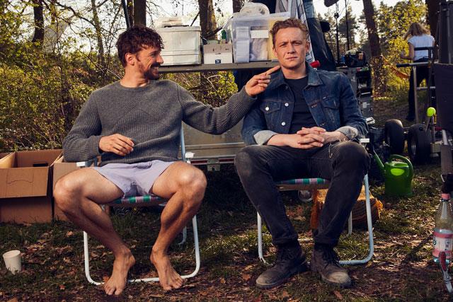 Florian David Fitz und Matthias Schweighoefer