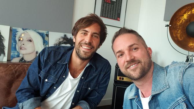 Max Giesinger und Daniel Heilig im Interview