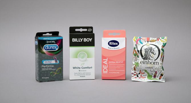 Der ultimative Kondom-Test