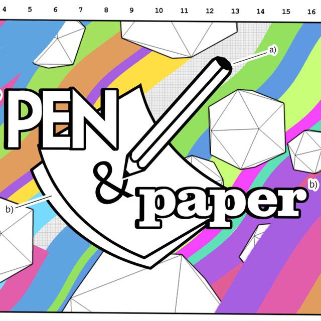 Pen Paper Spotify