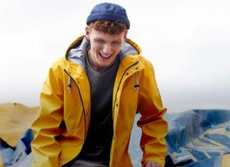 Entdecke die Männer-Trendfarbe 2019: Leuchtendes Gelb
