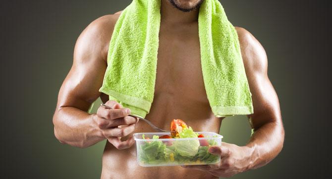 Die 70/30-Regel - Ist Ernährung wichtiger als Sport?
