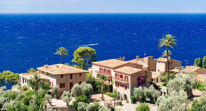 In einer eigenen Immobilie auf der Trauminsel Mallorca leben