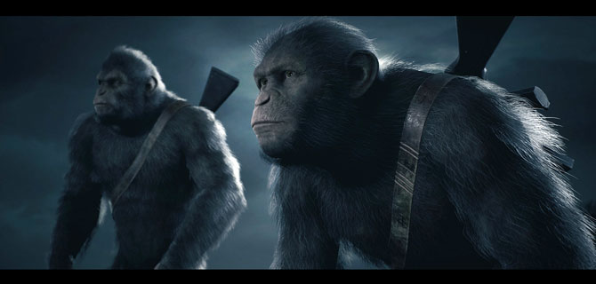 lanet of the Apes: Last Frontier