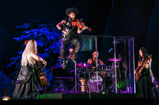 Ara Malikian im Interview