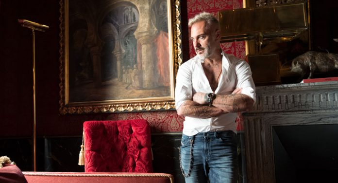 Gianluca Vacchi im Interview
