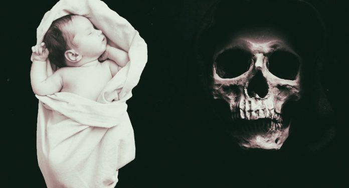 Die Geburt und der Tod Im Offline-Modus