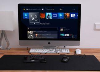 iMac als externen Bildschirm benutzen