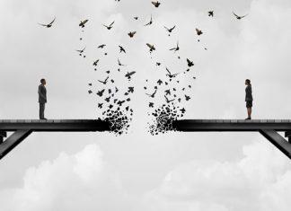 Warum wir bei Menschen bleiben, die uns nicht guttun