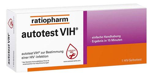 ratiofarm Autotest VIH