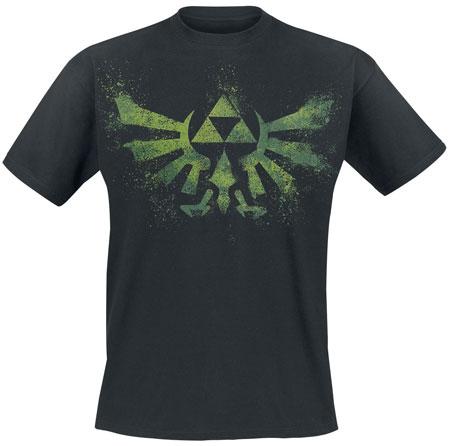 Zelda - Crest Splatter