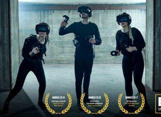 Huxley 2: Der VR-Escape-Room