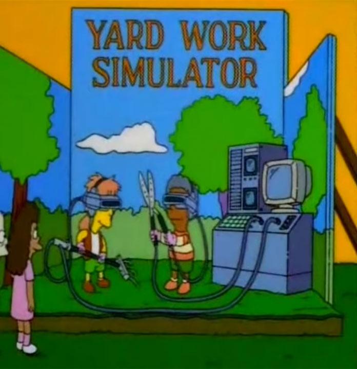 Landwirtschaftssimulator Simpsons
